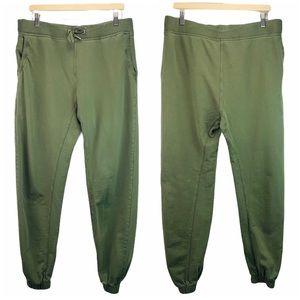 American Giant Classic Sweatpant Olive Green